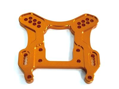 Stoßdämpferhalteplatte gefräst vorne TT N8 Krick 655317