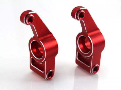 Aluminium Achsträger hinten (Paar) E10 Krick 655602