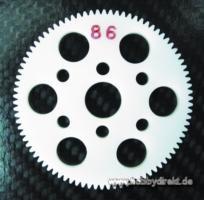 Hauptzahnrad 86 Z. 48dp Delrin Krick 667086
