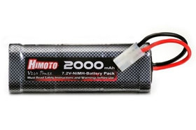 HIMOTO Racingpack 7,2V 2000mAh Tam.-Stecker Krick 667218