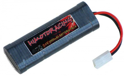 HIMOTO Racingpack 7,2V 3000mAh Tam.-Stecker Krick 667219