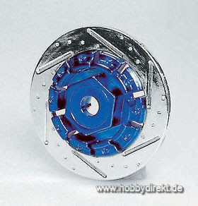 Bremsscheiben Blau (4) Krick 669371