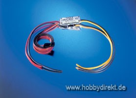 Elekt. Fahrtregler Micro5 VR Krick 67000