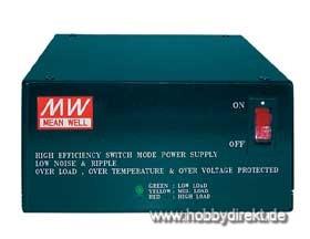 Schalt-Netzteil 16A 13,8V Krick 67080