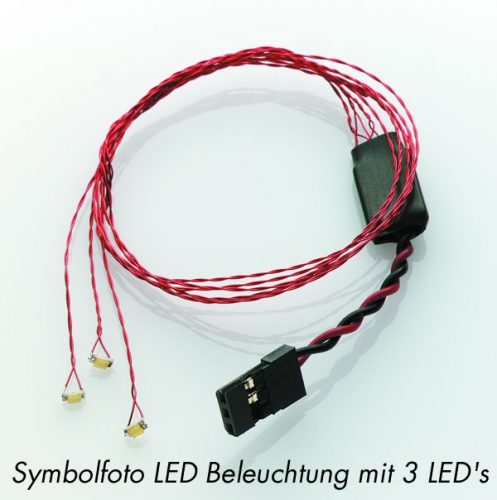 Lichtsystem Heli Standard kle Krick 67351