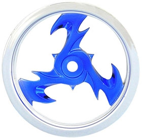 Bey chrom/blau MT- Felge 2.2 Krick 677674