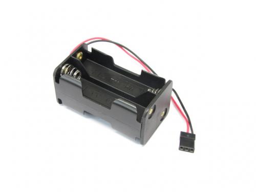 Batteriehalter 4 Mignon JR  A Krick 79106