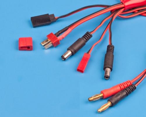 Ladekabel 5-fach T-Plug/BEC/Fut/2xSender Krick 79504