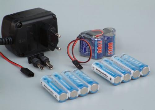 RC Powerset V Pro JR Krick 79526
