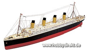 Titanic Vor-Achterdeck Kit 3 Krick 800727