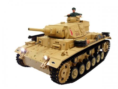 Tank Tauch Panzer III 1:16  R Krick 803209