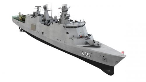 Absalon 1:100  RC-Baukasten Billing Boats BB0500