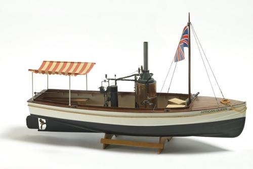 African Queen 1:12  RC-Baukasten Billing Boats BB0588