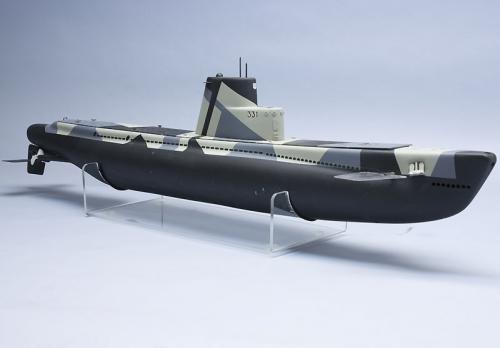 USS Bluefish (SS 222) U-Boot RC Bausatz Krick ds1245