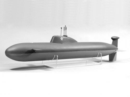 Akula U-Boot RC Bausatz Krick ds1246
