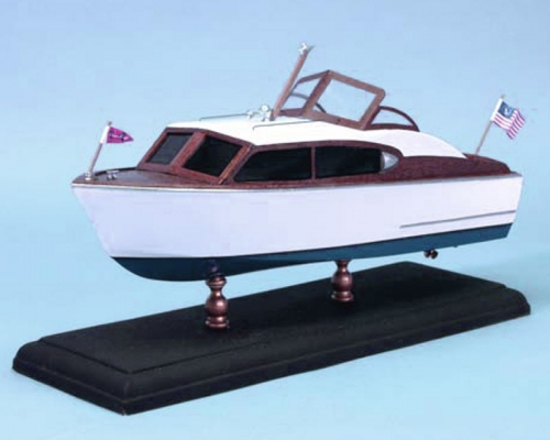 Chris-Craft 24 ft. Sedan Cruiser 1956 Bausatz Krick ds1707