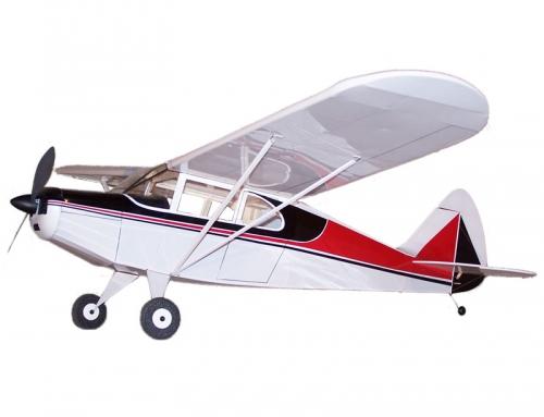 Piper Pacer PA-20 EP Lasercut Bausatz Krick ds1811