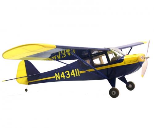 Taylorcraft BC-12 EP Lasercut Bausatz Krick ds1814