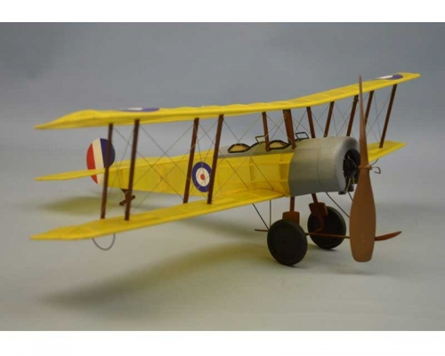 Avro 504  Gummimotormodell Ba Krick ds240