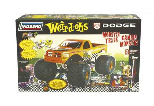 Daveys  Weird-Ohs Monster Tr Krick li73017