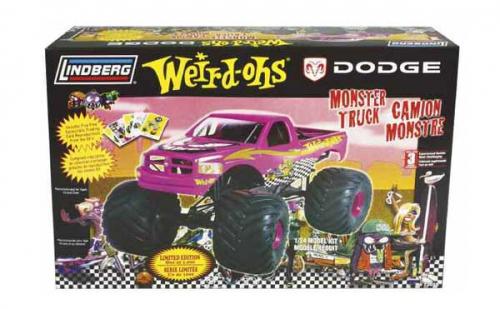 Hueys Weird-Ohs Monster Truc Krick li73018