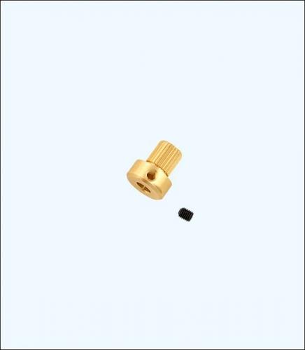 Kupplungs-Messingeinsatz 2,0 mm Krick rb106-02