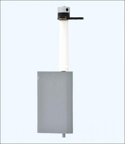 Ruder komplett 36x60 mm Krick rb107-02
