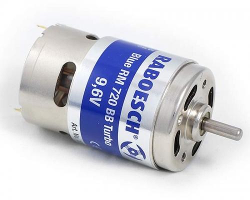 Elektromotor Blue RM-720 BB T Krick rb109-72