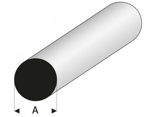 ASA Rundstab 4,5x330 mm (5) Krick rb400-59-3