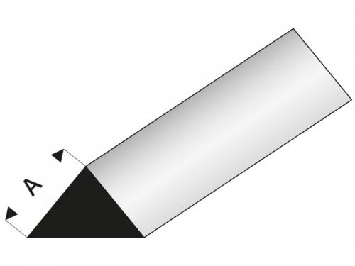 ASA Dreikantstab 90° 2x330 mm (5) Krick rb405-52-3
