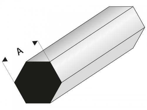 ASA Sechskantstab 3x330 mm (5) Krick rb406-52-3