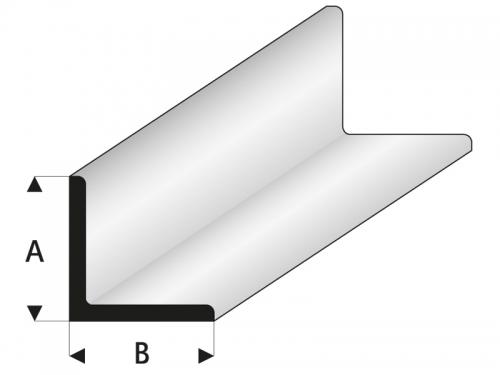 ASA Winkelprofil 2,5x2,5x330 mm (5) Krick rb416-53-3