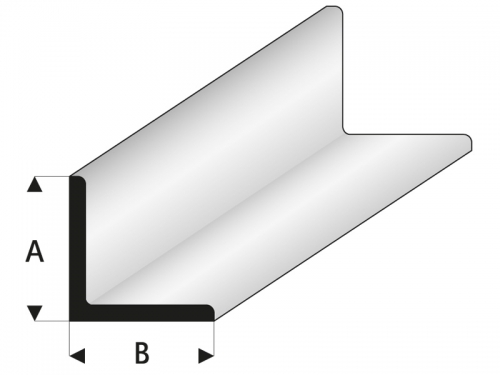 ASA Winkelprofil 4x4x1000 mm Krick rb416-56