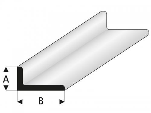 ASA L-Profil 2,5x5x1000 mm Krick rb417-53