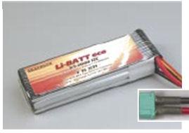 Li-BATT eco 3/1-2000 Multiplex 157231