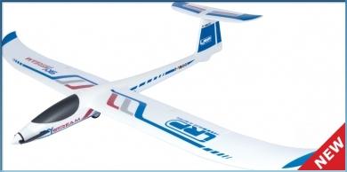 LRP F-1800 SkyStream Airplane 2.4GHz RTF LRP 210402