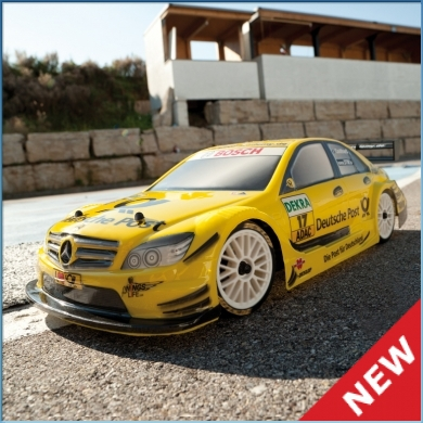 S10 Blast TC Mercedes DTM Post Coulthar LRP 120103