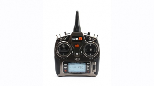Spektrum DX9 nur Sender MD1-4 Intl. Spektrum SPMR9900EU