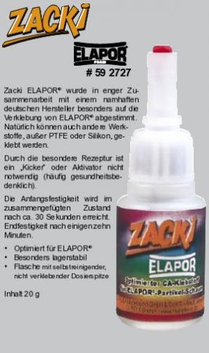 Zacki ELAPOR 20g Multiplex 592727