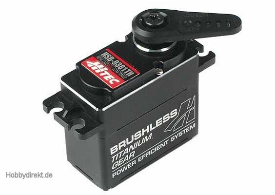 Servo HSB-9381TH Hitec 1-00074
