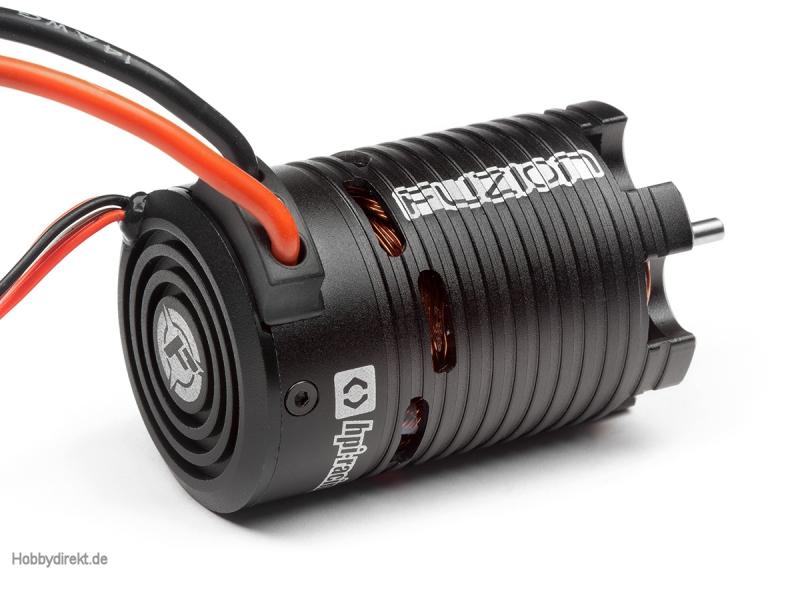 Fuzion 2:1 Brushless Motor/Regler 2700KV HPI 116195