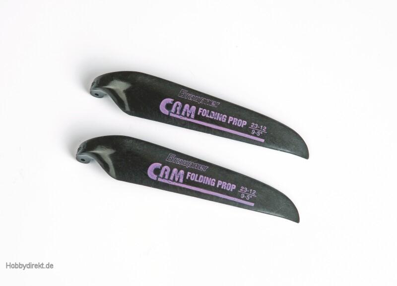 CAM FOLDING PROP blades 23x15 Graupner 1336.23.15