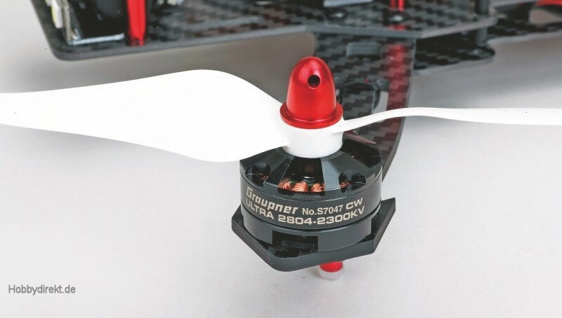 QUADROCOPTER ALPHA 250Q RACE Graupner 16520.RTF