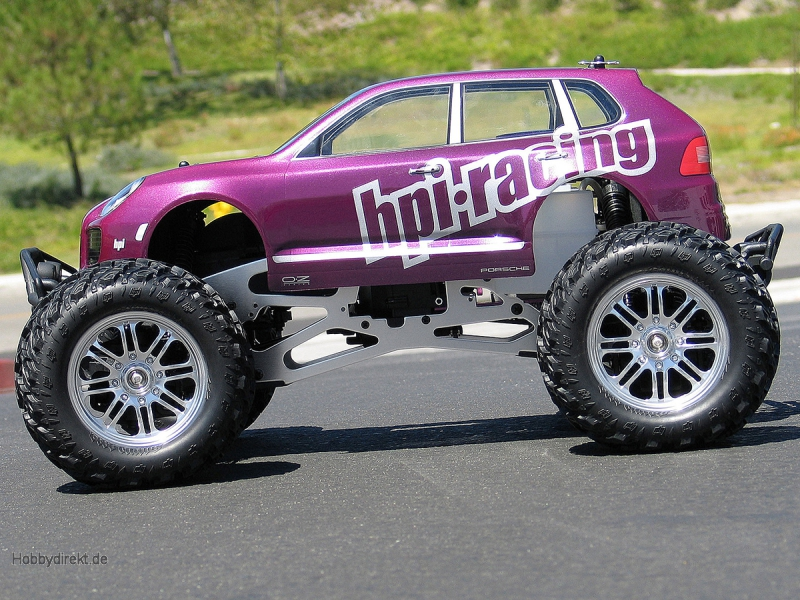 Porsche Cayenne Turbo (200mm/Savage) HPI 17512