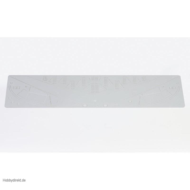 Fräsplatten H Graupner 2027.BG.11