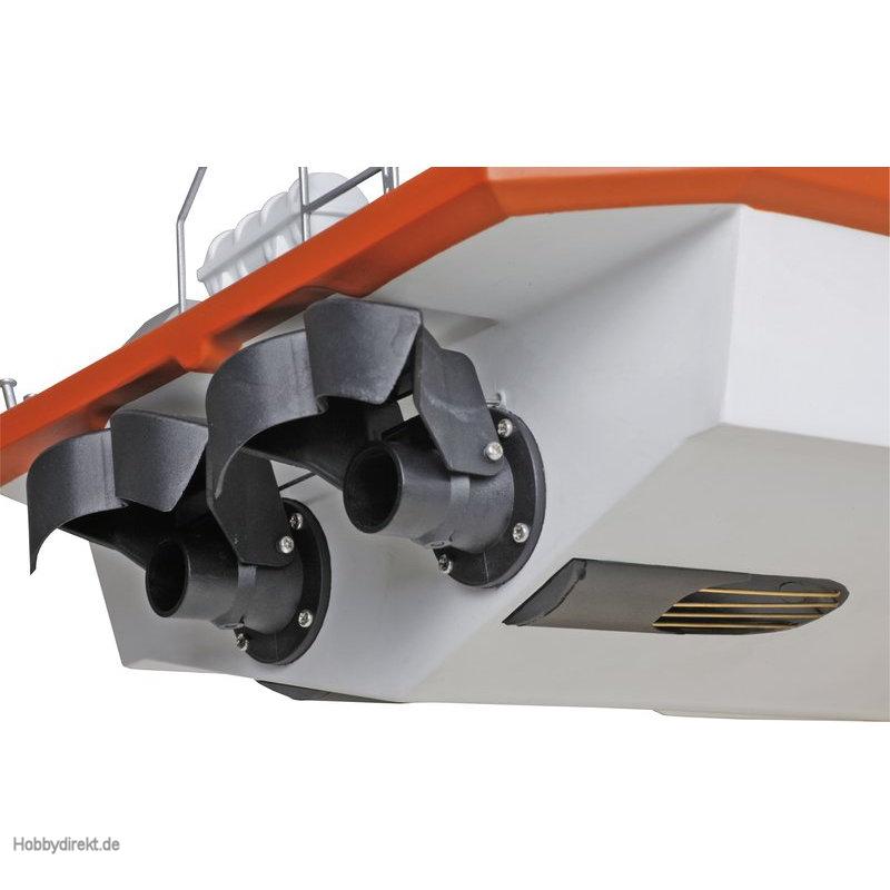 WP MULTI JET BOATRC Boot Elektro Graupner 2155.V2