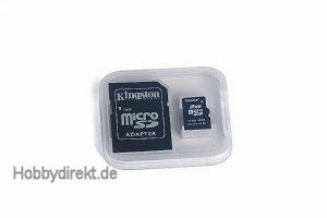 Micro-SD Karte 2 GBfür HoTT-Sender Graupner 33002.1