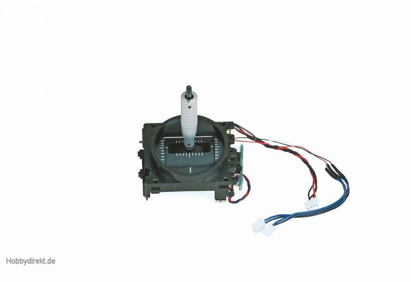 Drei-Funktions-Knüppeltaster+Aggregat R Graupner 33016.14R