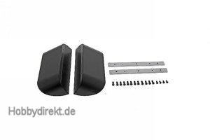 Handauflagen für mc-16/mc-20 Graupner 33016.3