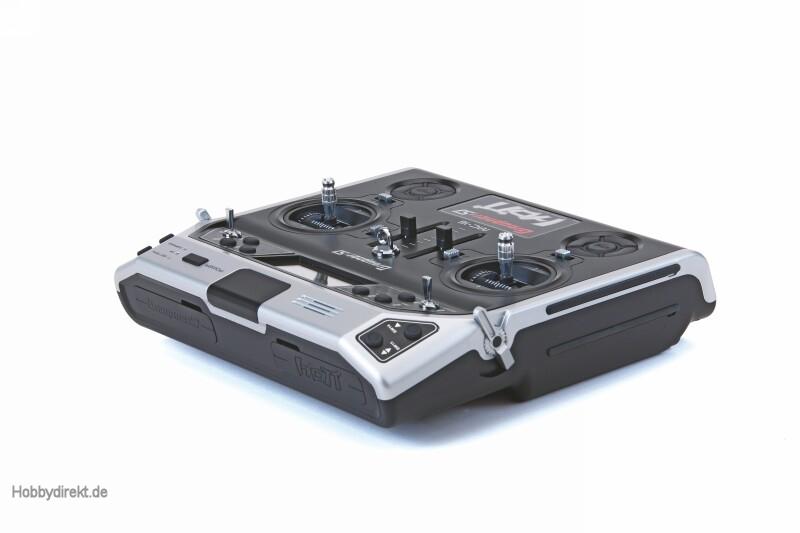 MC-16 Graupner HoTT Fernsteuerung 2,4 GHz Graupner 33016.16.IT